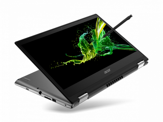 Acer Updates the Spin 3 Notebook in its Stylish Convertible Series