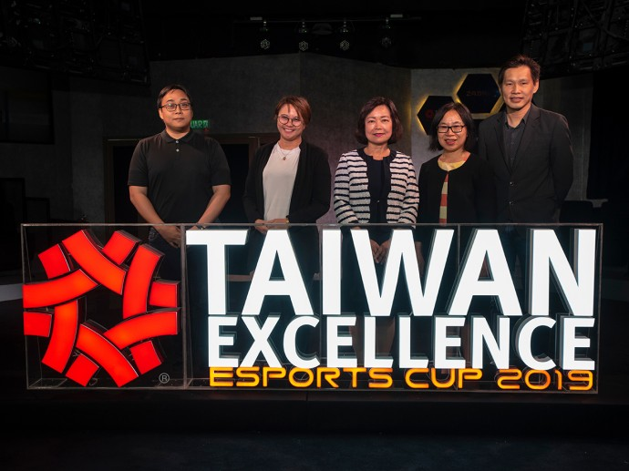 Taiwan's Hunt for the Number One: The Taiwan Excellence Esports Cup 2019