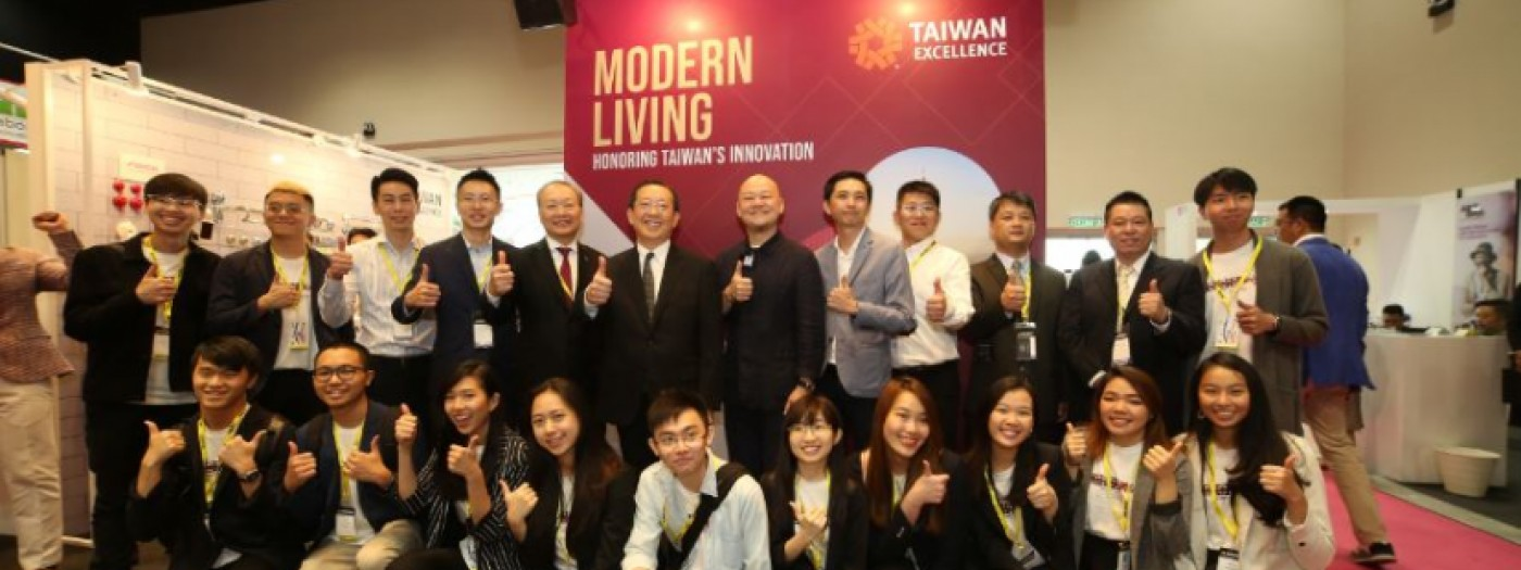 Taiwan Excellence Showcases Contemporary Innovation and Value