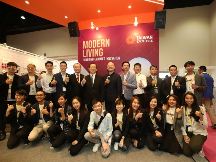 60 Taiwanese products on display at ARCHIDEX 2019 guaranteed to enhance modern living