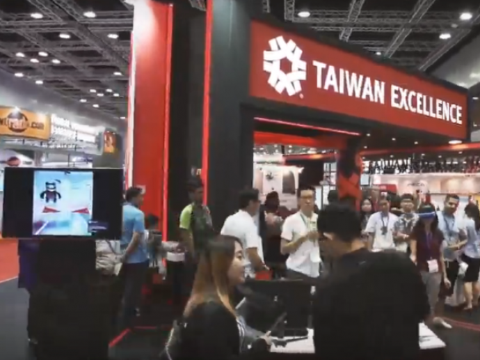 Taiwan Excellence @ Taiwan Expo Oct 25~27