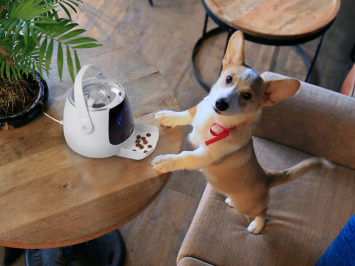 Pawbo Expands Pet Care Portfolio with Trackers and Smart Treat-Dispenser