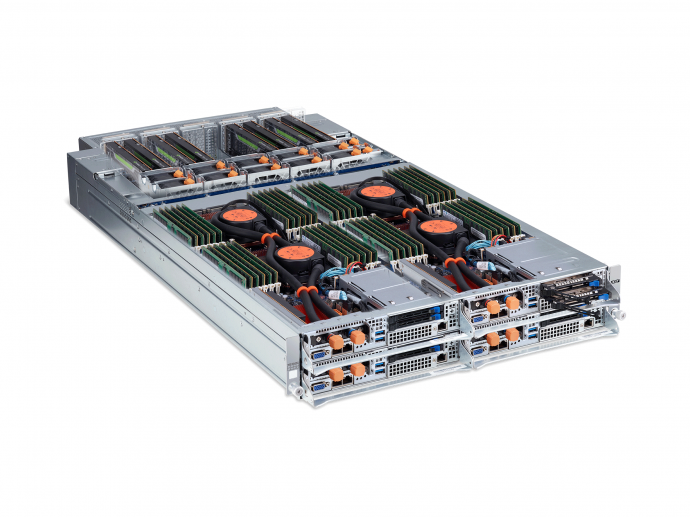 Acer Launches High-Performance Inference Accelerated Multi-Node Server