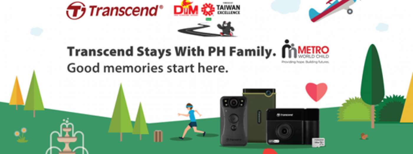 Transcend Announces Its Participation in Davao International Marathon 2019 Powered by Taiwan Excellence