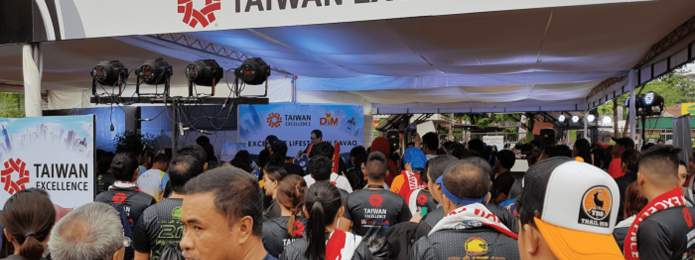 Taiwan Excellence comes to Davao to share the 'excellent lifestyle'