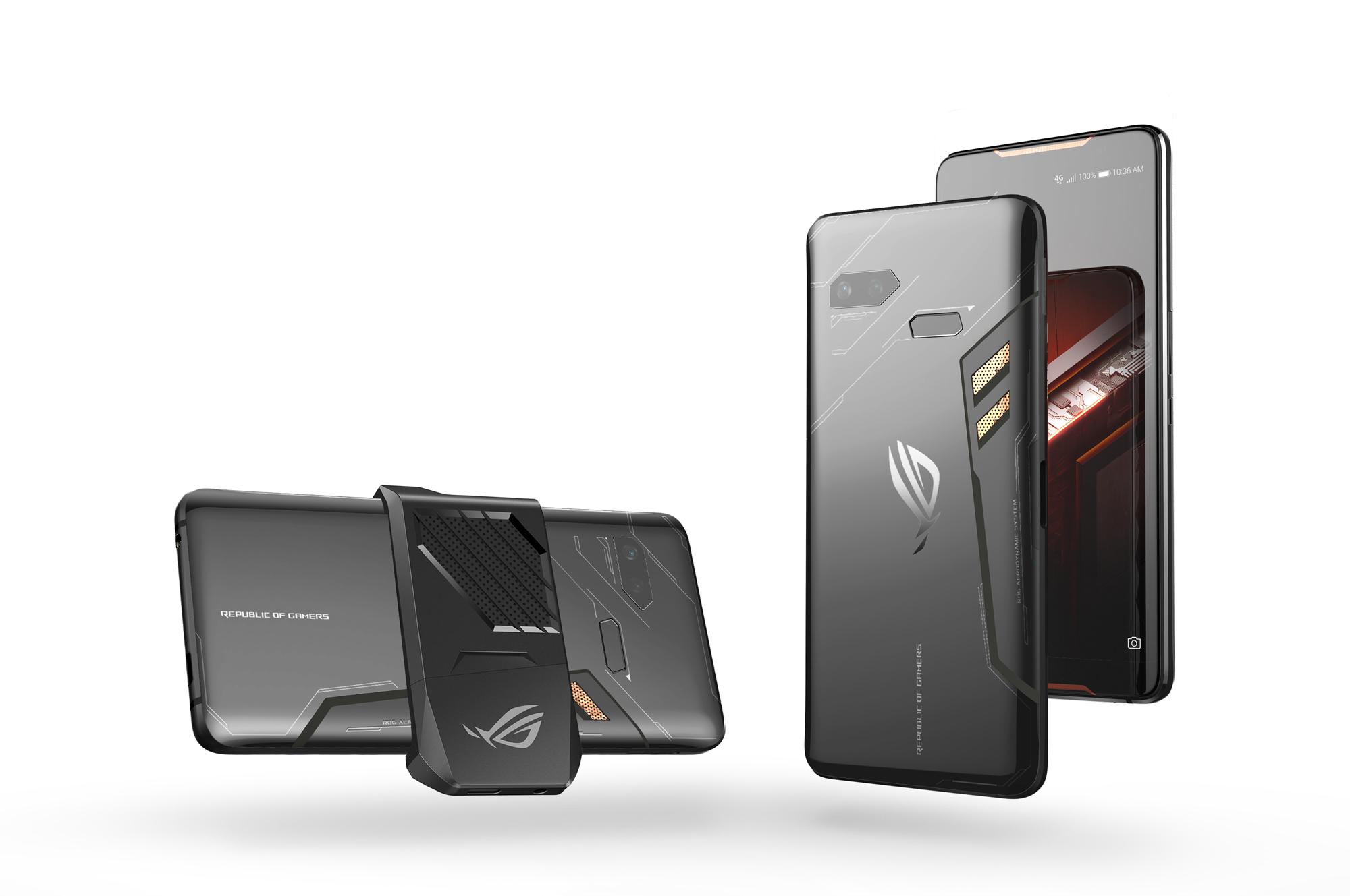 ROG Phone / ASUSTeK Computer Inc.