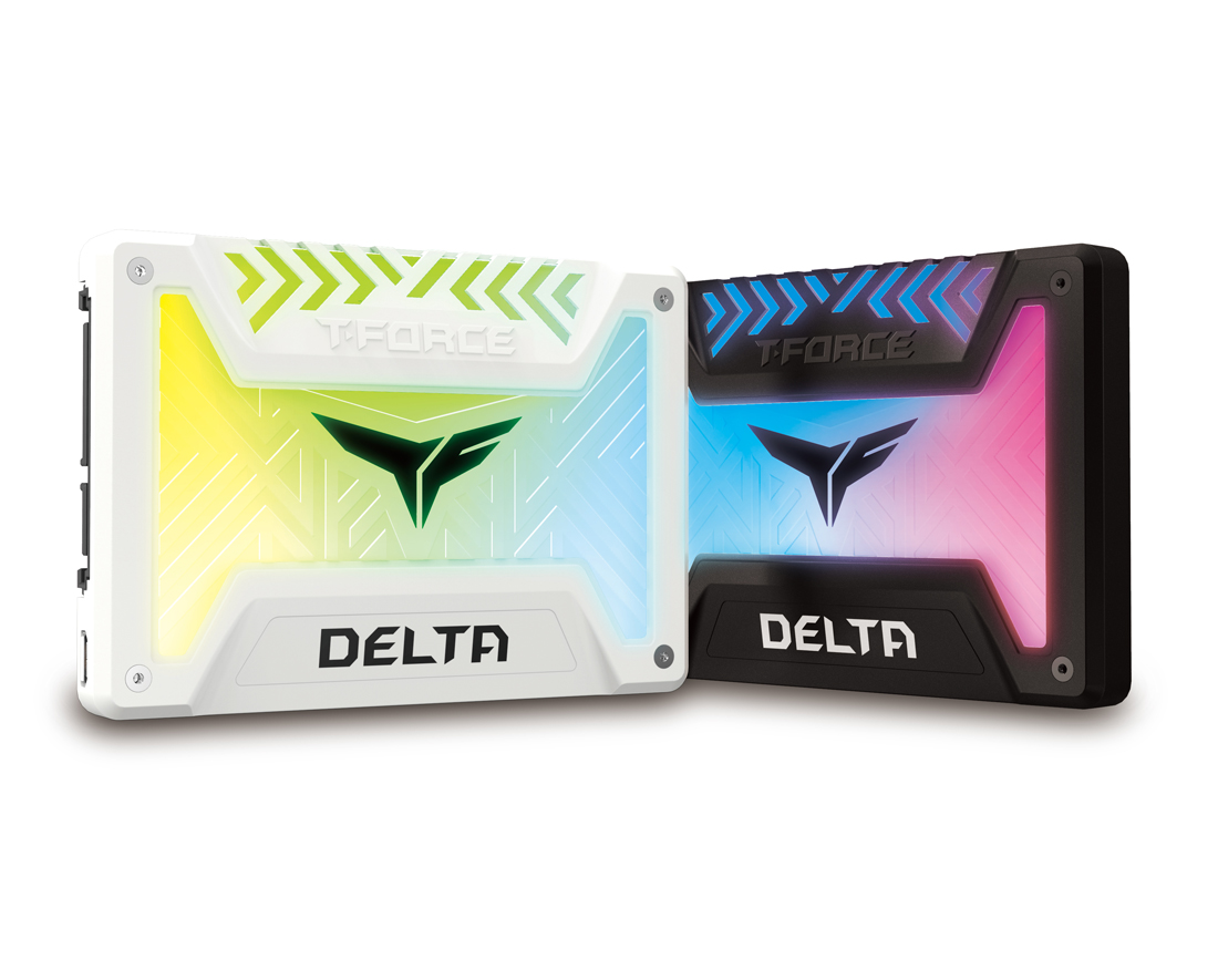 Team Group Inc.-T-FORCE DELTA R RGB SSD
