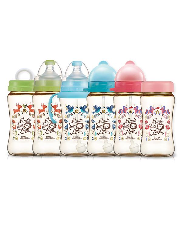 SONISON BABY PRODUCTS CO.,LTD-Dorothy Wonderland PPSU Feeding Bottle