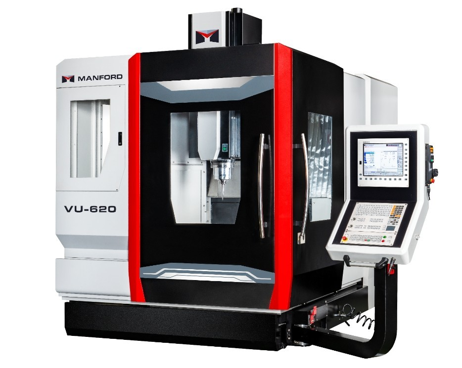MANFORD MACHINERY CO., LTD.-5-Axis Machining Center