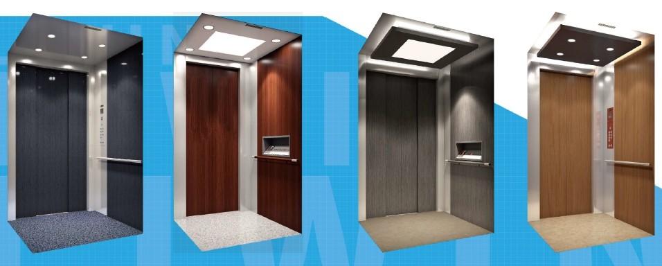 溫馨住宅電梯