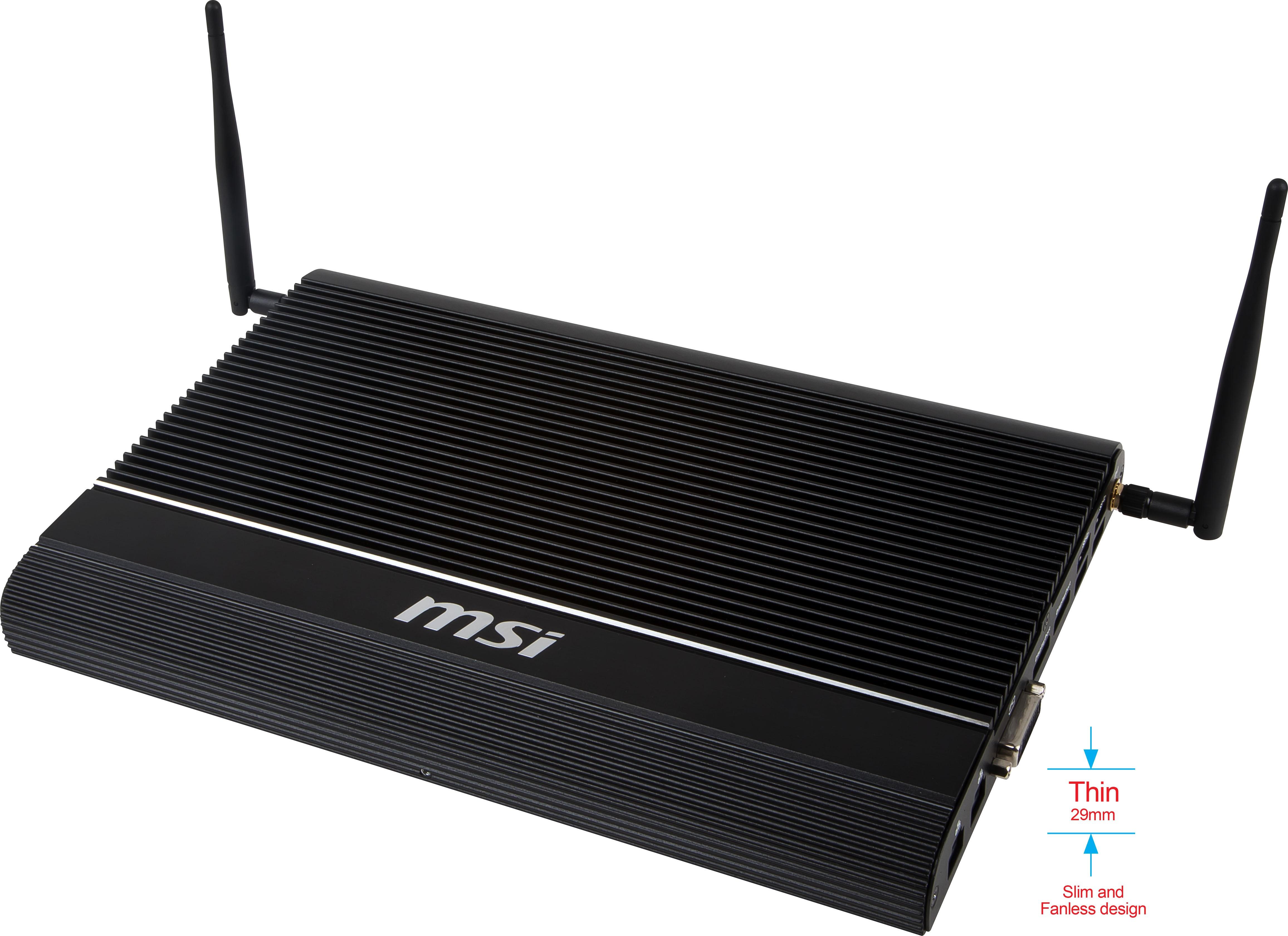 MS-9A95智能雲分機與全球客服管理工業電腦 / 微星科技股份有限公司