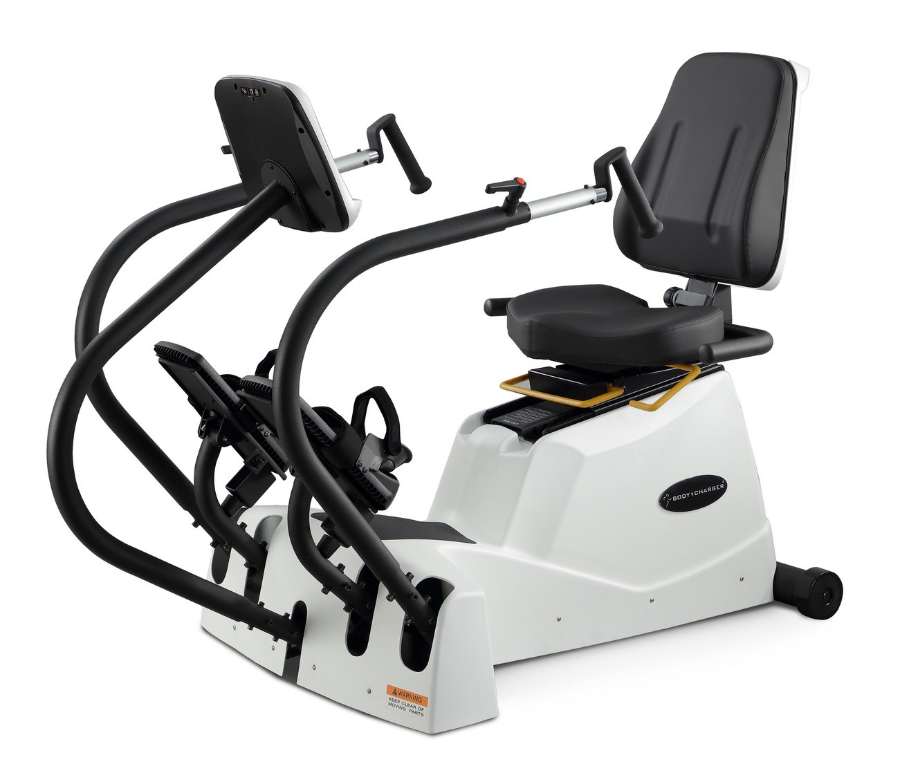 銀髮族安全加值型四肢連動坐式踏步機