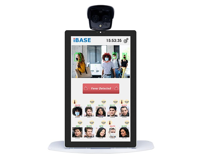 Artificial Intelligence Image Recognition Kiosk