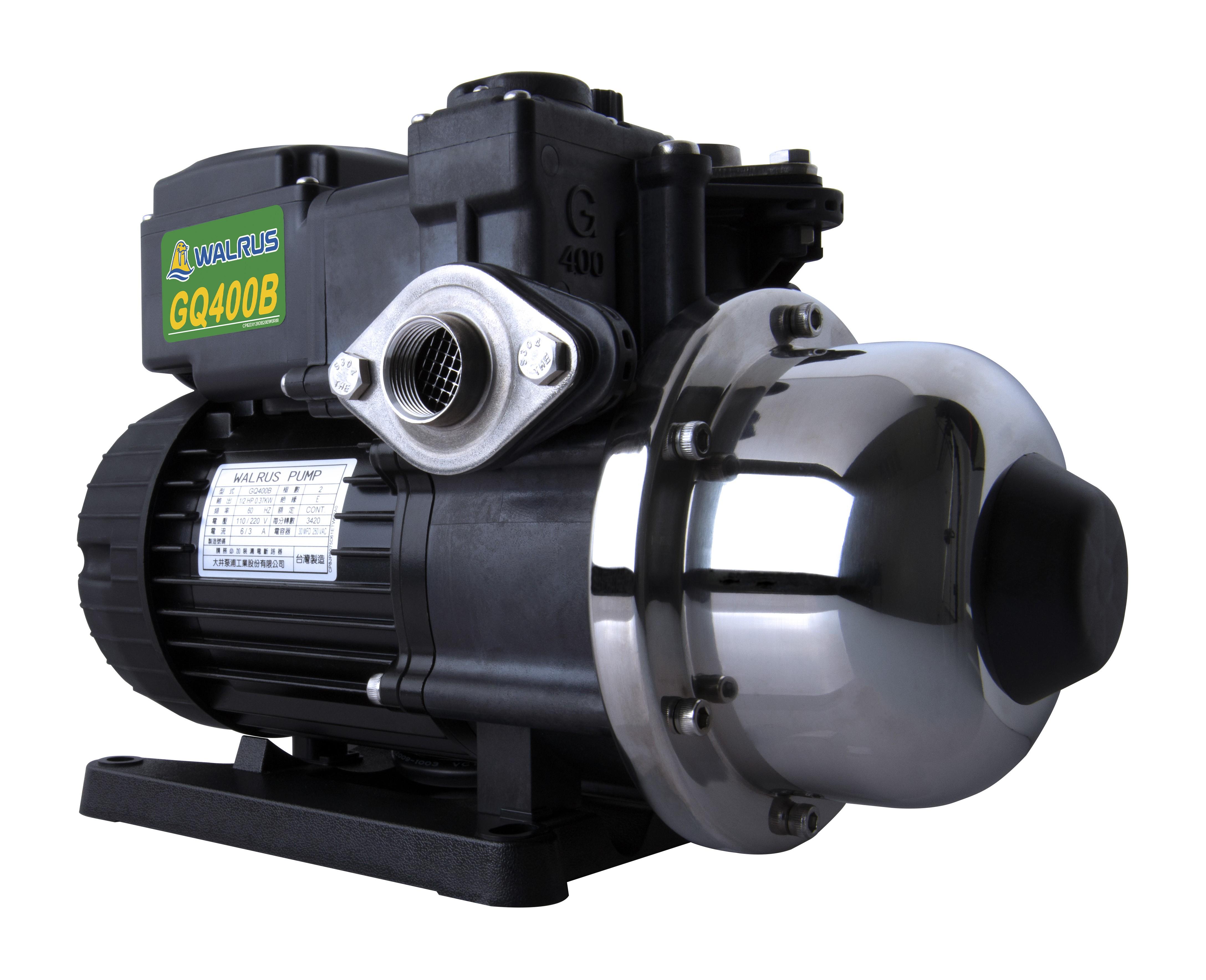 GQ系列專用加壓機-大井泵浦工業股份有限公司