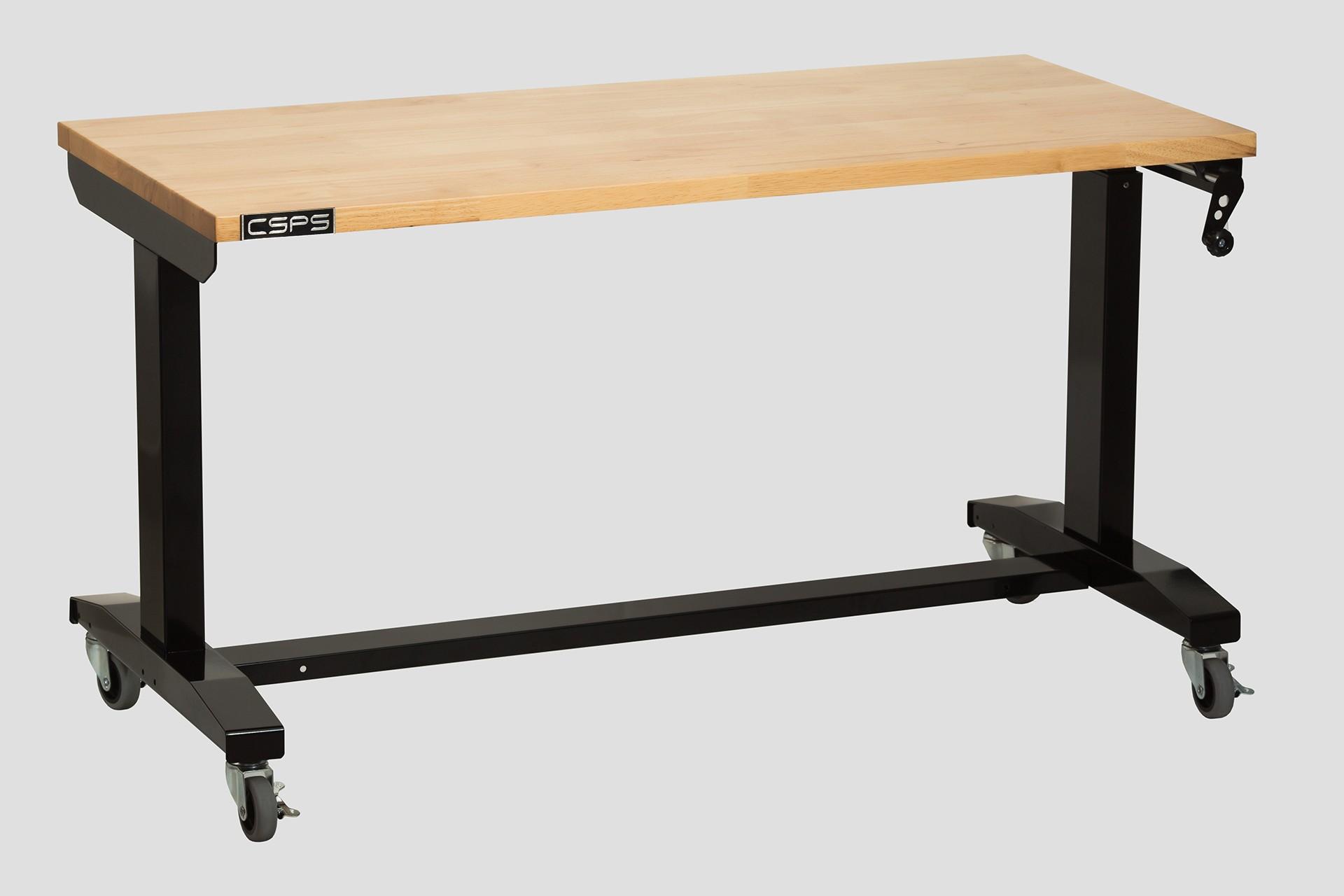 Adjustable table / CSPS CO., LTD.