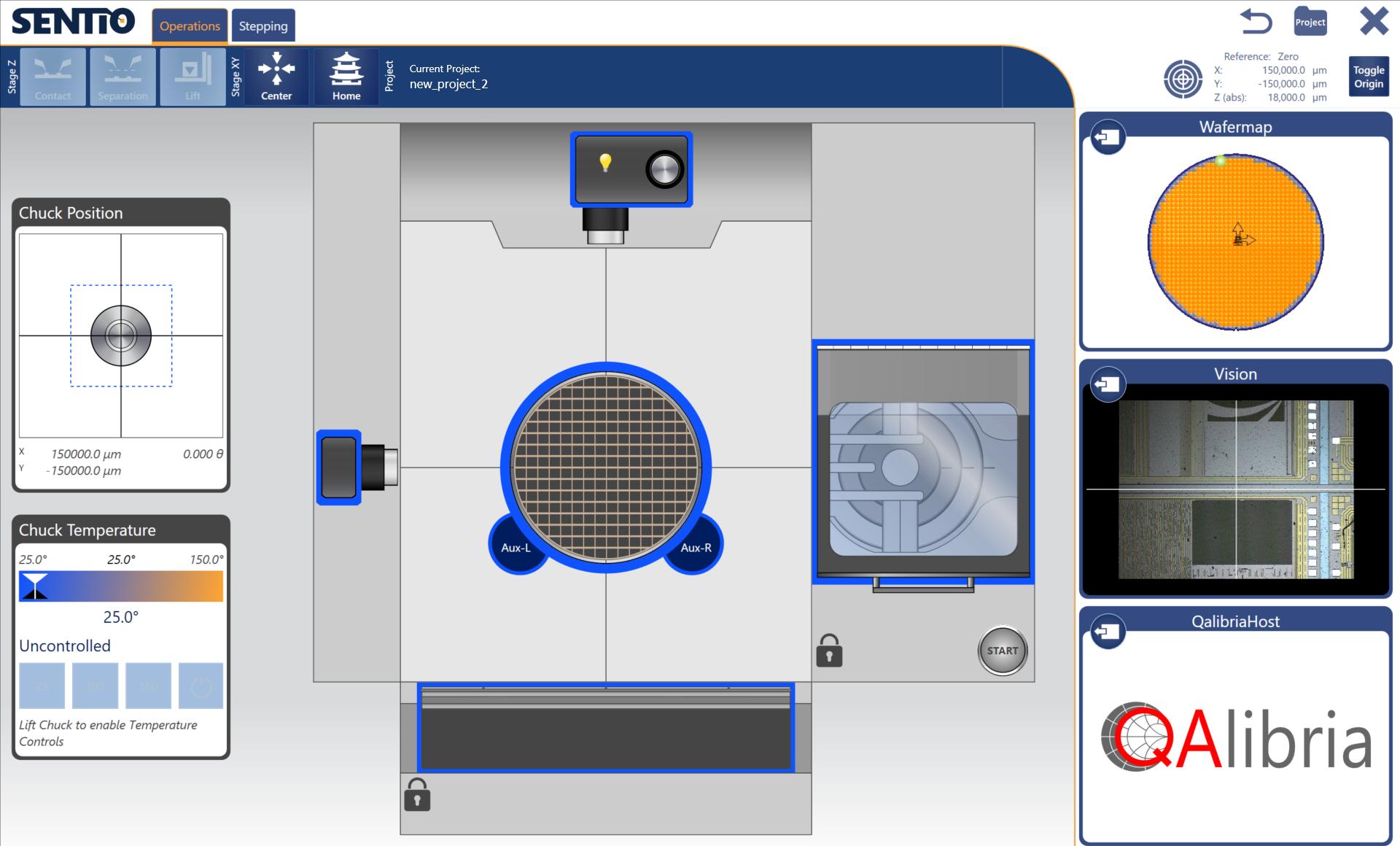自動探針台系統