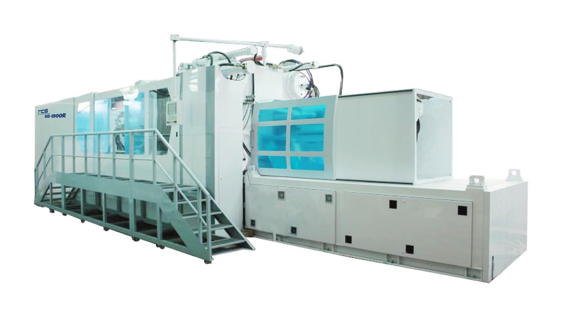 水平ロータリテーブル式2色射出成形機-Fu Chun Shin Machinery Manufacture Co.,Ltd.