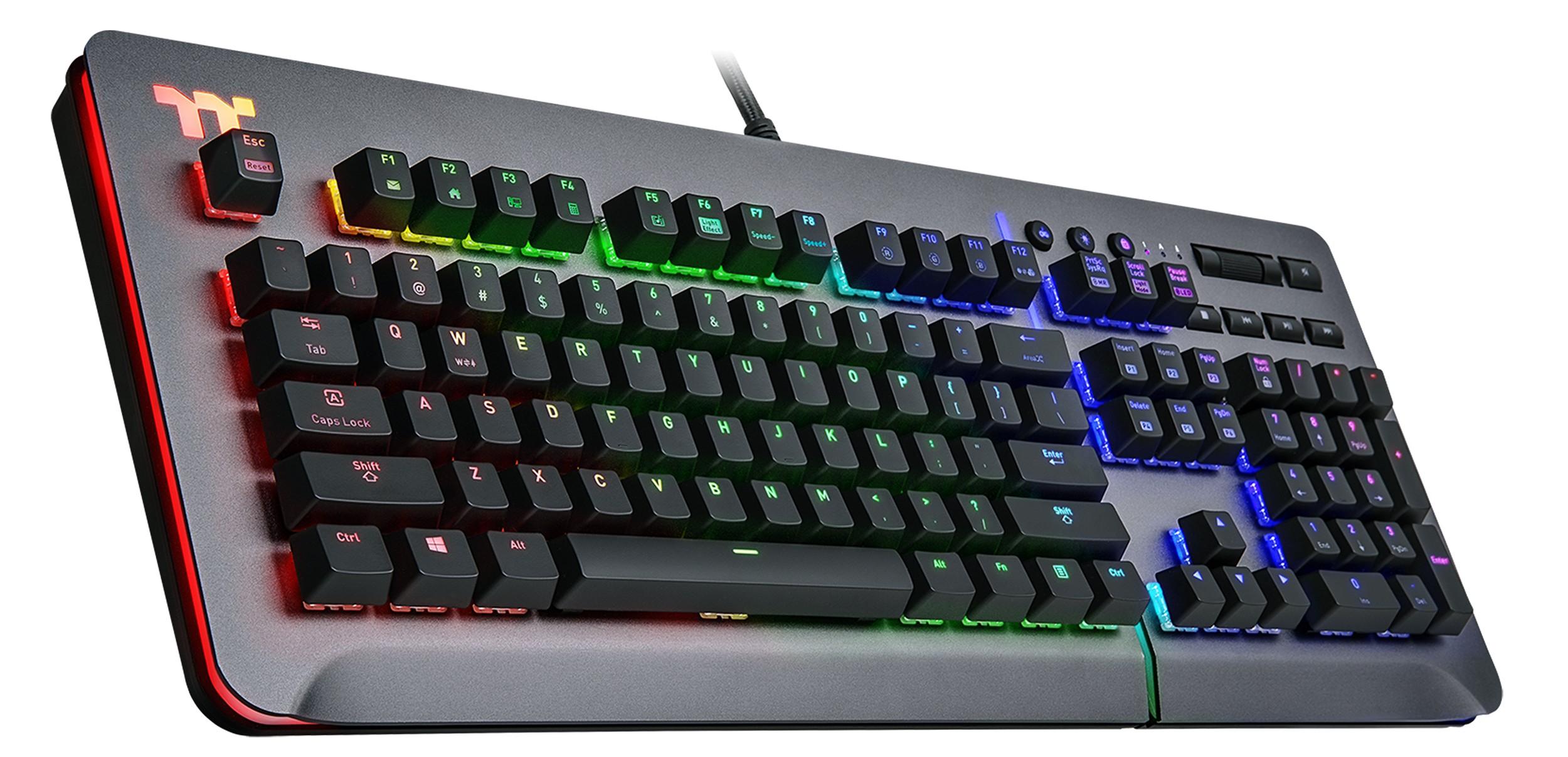 Level 20 電競鍵盤 / 曜越科技股份有限公司