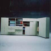 牆櫃系統--阿爾卑斯系列 / 震旦行股份有限公司