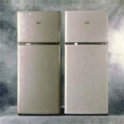Refrigerator Graceful Arch-Shaped Design