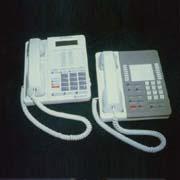 NOKSU (No Key-Service-Unit) Telelphone