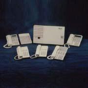 Digital Electronic Key Telephone System / TECOM CO., LTD.