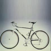 鋁合金/碳纖維管登山自行車 / 美利達工業股份有限公司