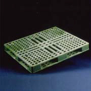 一體射出成型塑膠棧板 / 哈林企業股份有限公司
