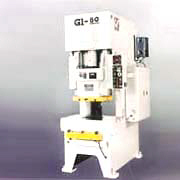 Gap Frame Single Crank Pressed / CHIN FONG MACHINE INDUSTRIAL CO., LTD.