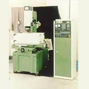 Programable Z Axis NC Electric Discharge Machine / CHING HUNG MACHINERY & ELECTRIC INDUSTRIAL CO., LTD.