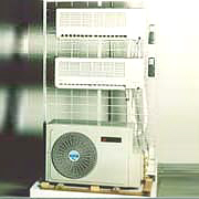 Dule Split type Air Conditioner / TECO ELECTRIC & MACHINERY CO., LTD.