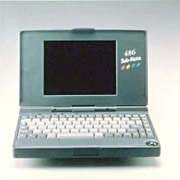 Color Subnotebook Computer / Chicony Electronics Co., Ltd.