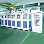 全自動EVA射出發泡成型機-鉅鋼機械股份有限公司