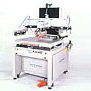 電路板濕膜塞孔專用網印機 / 東遠精技工業股份有限公司