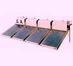 超級太陽能熱水系統 , 超級型, 超級電熱型系列 / 三久股份有限公司