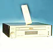 Karaoke Laserdisc Player / SAMPO CORPORATION