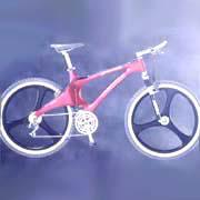 一體式碳纖維登山自行車 / 美利達工業股份有限公司