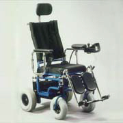 Motorized Backrest ElectricWheelchair / Comfort Orthopedic Co. Ltd.
