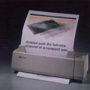 Personal Document Image Scanner / AVISION INC.