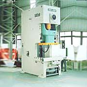 直軸式鋼架精密沖床 / 協易機械工業股份有限公司