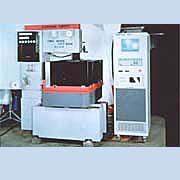 CNC電腦放電加工機 / 鉅盟機械股份有限公司