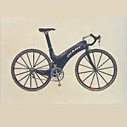 Monocoque Composite Racing Bike / Giant Manufacturing Co., Ltd.