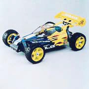 1/8 4WD Mirage Buggy Kit / THUNDER TIGER Corp.