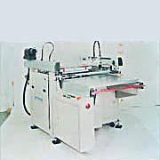 四柱機械式自動退料平面網印機 / 東遠精技工業股份有限公司
