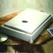 Slim Color Flatbed Scanner OpticPro 4830p / Plustek Inc.
