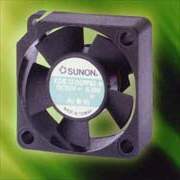 3010 DC Brushless Cooling Fan Series / Sunonwealth Electric Machine Industry Co., Ltd.