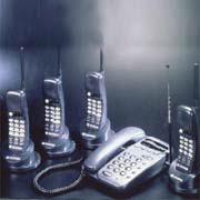雙外線多子機無線電話 / 所羅門股份有限公司