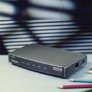 Multiprotocol Ethernet/Fast Ethernet Print Sever / D-Link Corporation