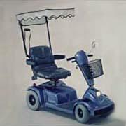 Dreamrider Scooter / Comfort Orthopedic Co. Ltd.