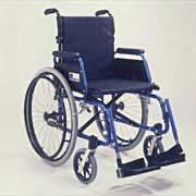 鋁合金輕型輪椅 / 龍熒企業股份有限公司